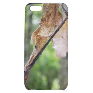 Brown Leaves iPhone 5C Case