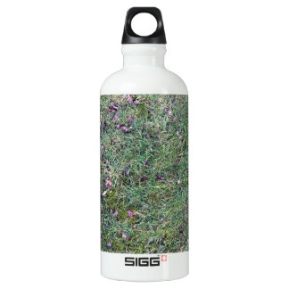 Brown Leaves On Grass SIGG Traveler 0.6L Water Bottle