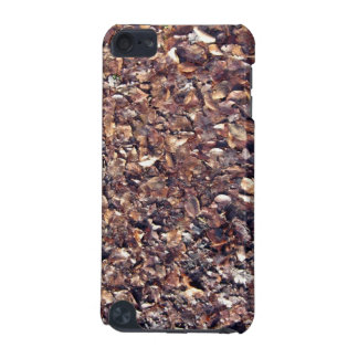 Brown Leaves Texture iPod Touch (5th Generation) Cover