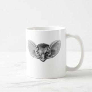 Brown & Lesser Long-eared bats Coffee Mug