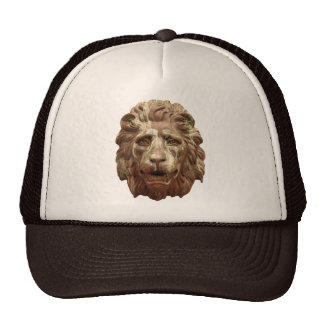 Brown Lion Hat