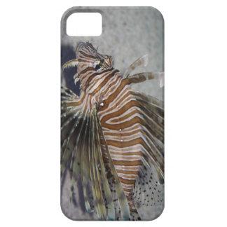 Brown Lionfish iPhone SE/5/5s Case