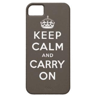 Brown mantiene tranquilo y continúa el caso del funda para iPhone SE/5/5s