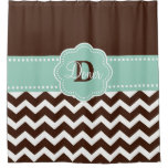 brown, chevron, zigzag, mint, green, personalized,