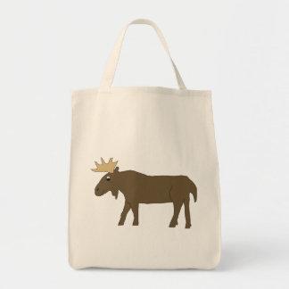 Brown Moose bag