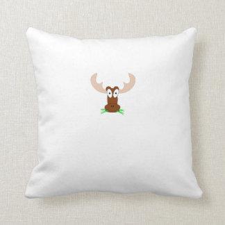 Brown Moose Pillows