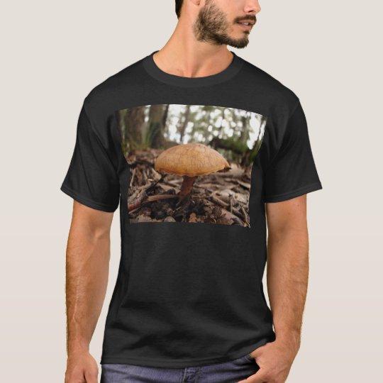 Brown Mushroom T-Shirt