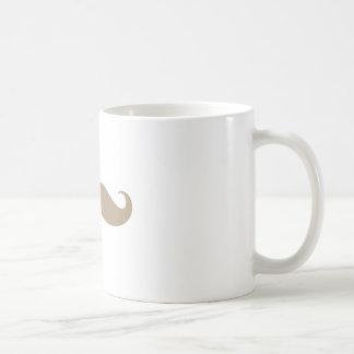 Brown Mustache from iHeartCandi Coffee Mug