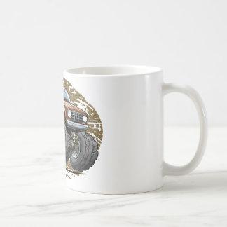 Brown Old Ranger Coffee Mugs