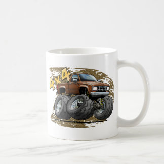 Brown Old Ranger Coffee Mug