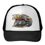 Brown Old Ranger Trucker Hats