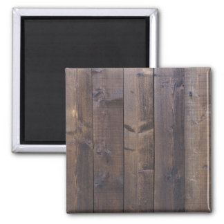 Brown old wood wall texture magnet