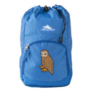 Brown Owl Back Pack