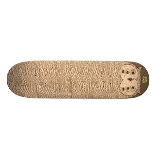 Brown Owl by Keaton Henson Skateboard Deck