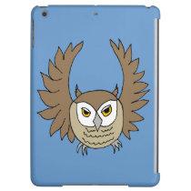 brown owl iPad Air Savvy case iPad Air Cases