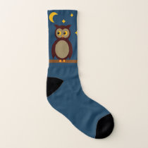 Brown Owl Socks
