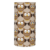 Brown Owls Flameless Candle