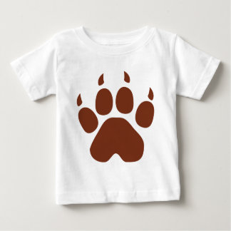 brown pad icon baby T-Shirt