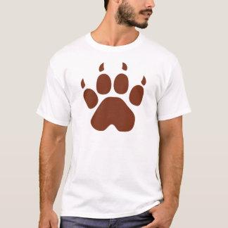 brown pad icon T-Shirt