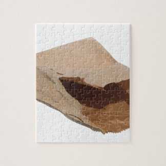 Brown Paper Bag Jigsaw Puzzle