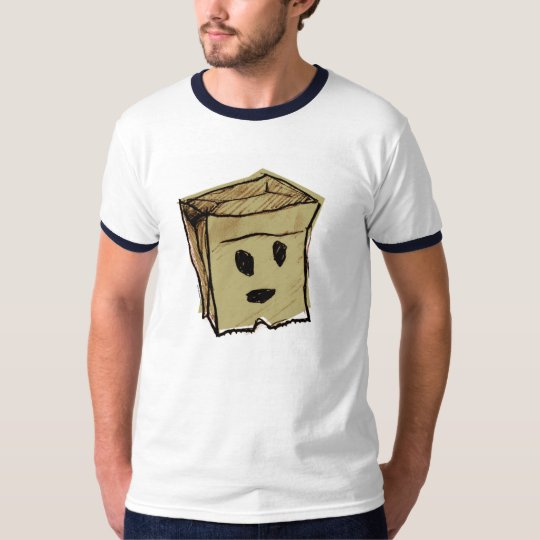 brown paper bag T-Shirt