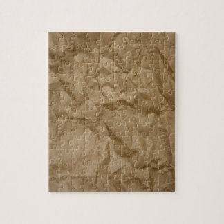 BROWN PAPER PUZZLE