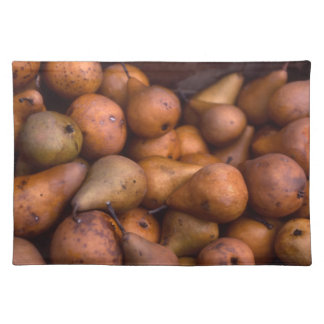 Brown Pears Placemat