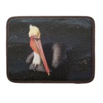 Brown Pelican Birds Wildlife Animals MacBook Pro Sleeve