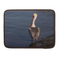 Brown Pelican Birds Wildlife Animals Sleeve For MacBook Pro