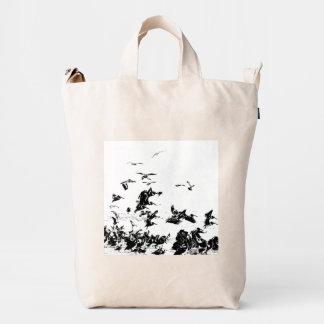 Brown Pelican Birds Wildlife Baggu Bag