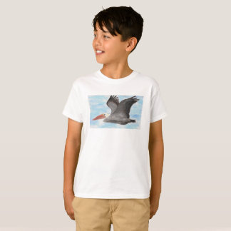 Brown Pelican Child Shirt