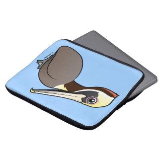 Brown Pelican Laptop Sleeve
