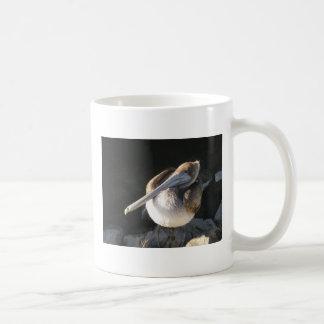 Brown Pelican Mug
