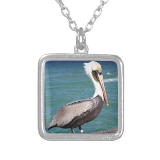 Brown Pelican Necklaces