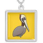 Brown Pelican Pendants