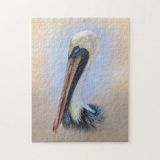 Brown Pelican Puzzle