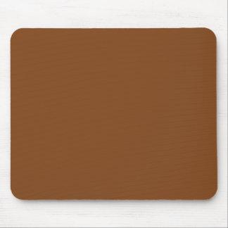 Brown pelirrojo mouse pads