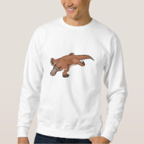 Brown Platypus Sweatshirt