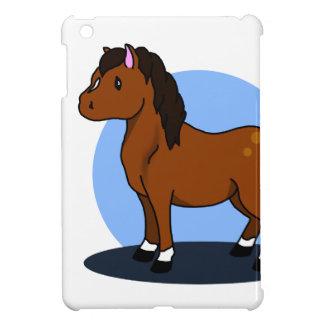 Brown Pony Mini iPad Case iPad Mini Cases