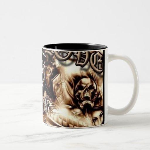 Brown pride mug