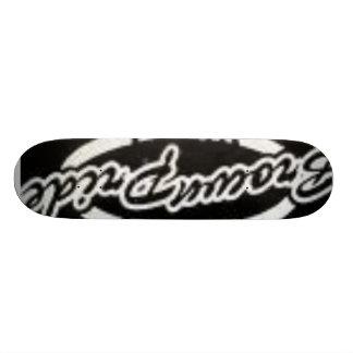 brown pride skateboards