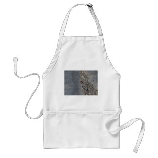 Brown Queen Ant On The Rocks Aprons