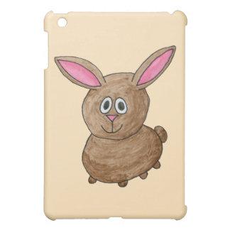 Brown Rabbit. iPad Mini Case