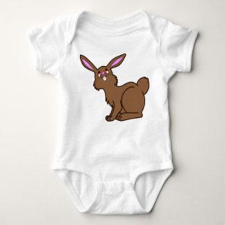 Brown Rabbit Kids & Baby Shirt