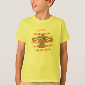 Brown Rabbit Kids Yellow T-Shirt