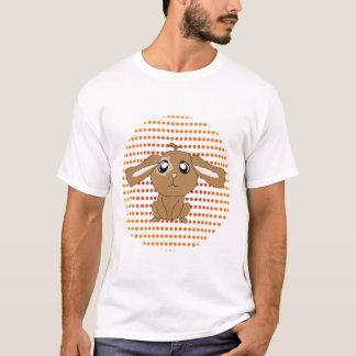 Brown Rabbit Muscle Shirt