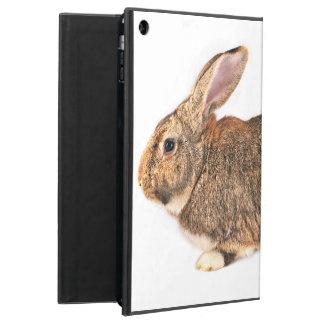Brown Rabit Case For iPad Air