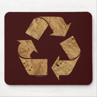 Brown recicla la muestra alfombrillas de ratón