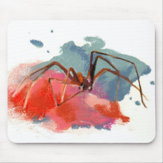 Brown Recluse Spider Mouse Pad