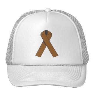 Brown Ribbon Apparel and Products Trucker Hat